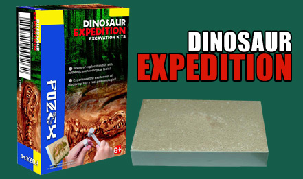dino expedition
